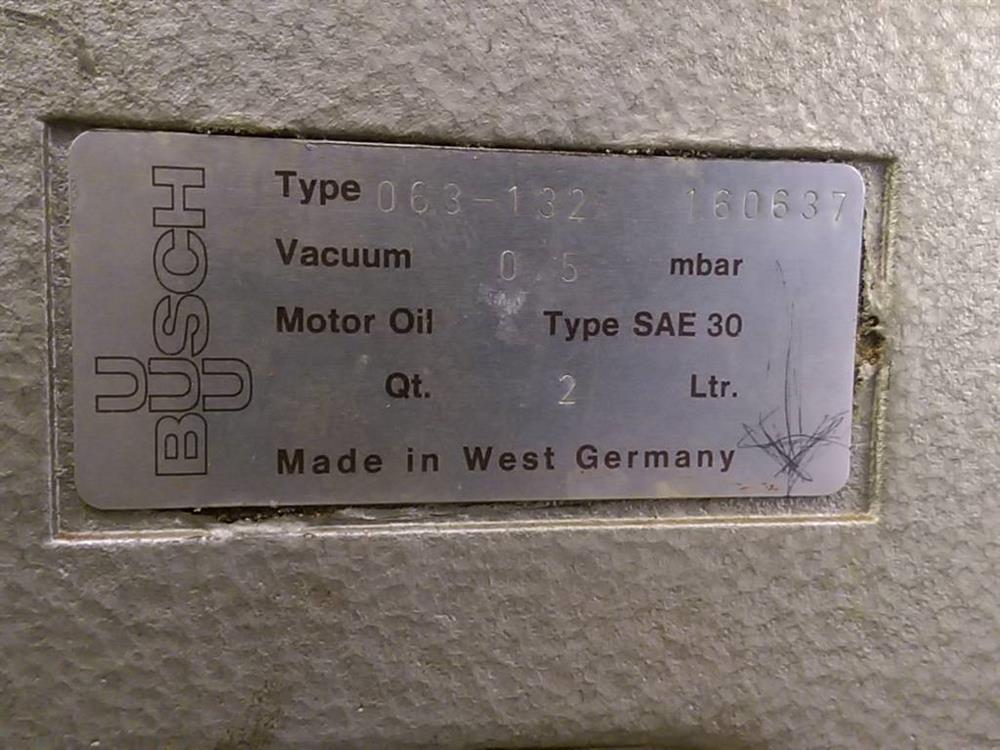 Image BERKEL Dual Chamber Gas Vacuum Sealer 1132097