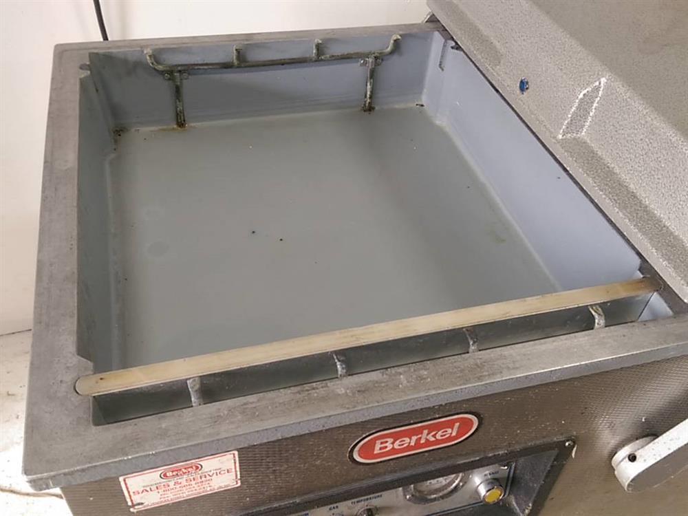 Image BERKEL Dual Chamber Gas Vacuum Sealer 1132086