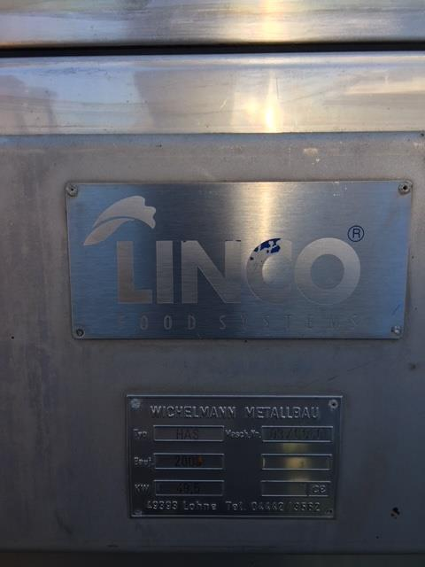 Image LINCO Chicken Scalder - Type HAS  1135378