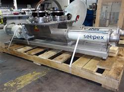 339059 - SEEPEX Progressive Cavity Pumps - Type BTCS Size 10, Stainless Steel