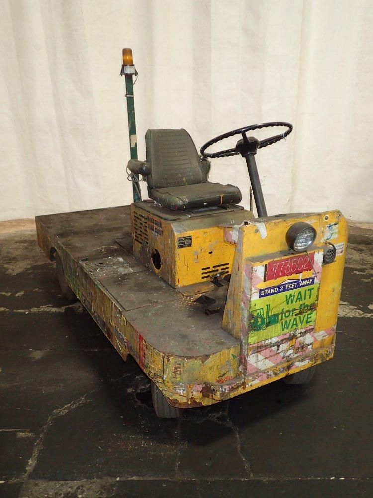 TAYLOR DUNN Electric Cart