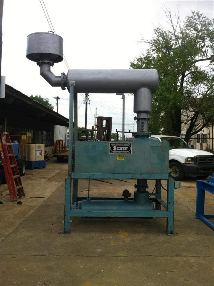 100 HP TUTHILL SMOOT Blower - 339540 For Sale Used