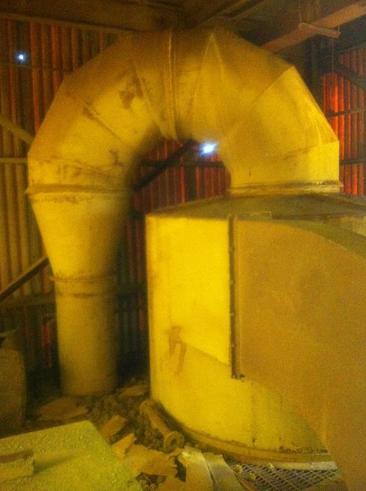 Image WILLIAMS Roller Mill 1281013