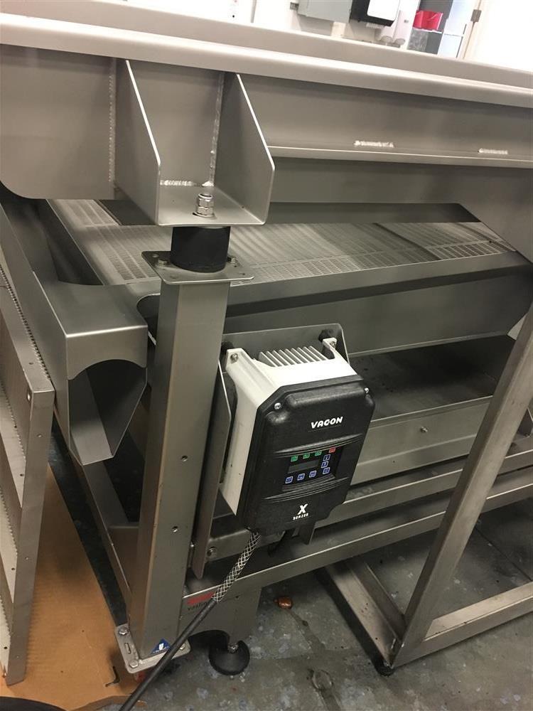 Image BUCHER VASLIN Vibrating Sorting Table - Model Delta TRV 25 VAR 2X6mm 1140633