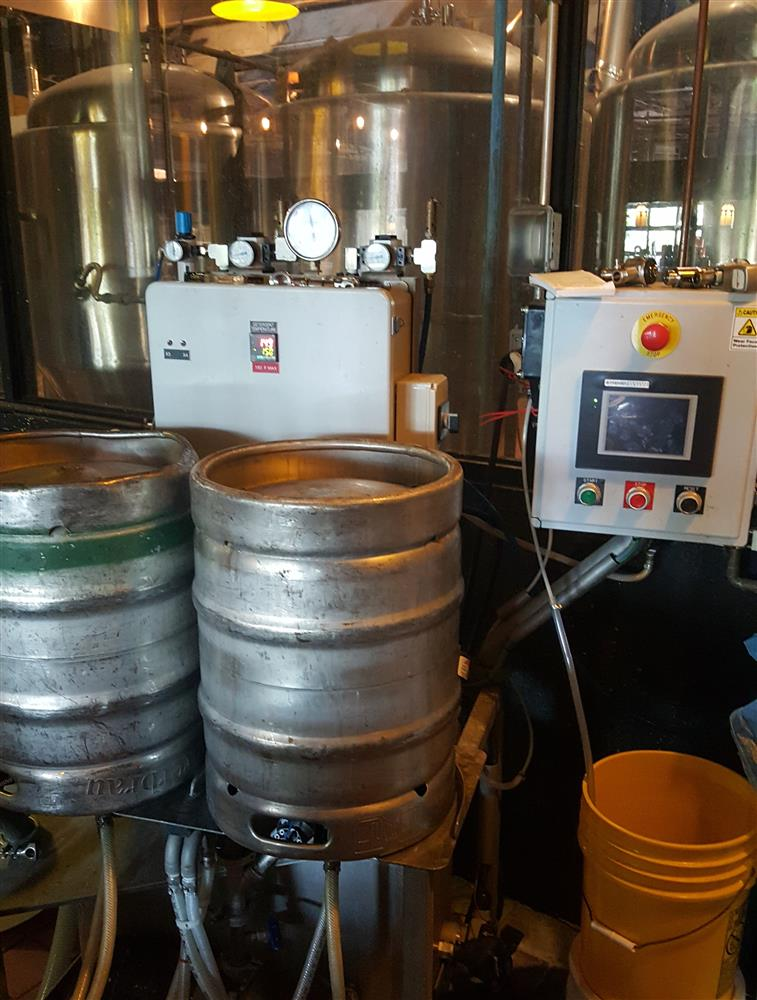 GW KENT 5 BBL Brewhouse - 339790 For Sale Used N/A