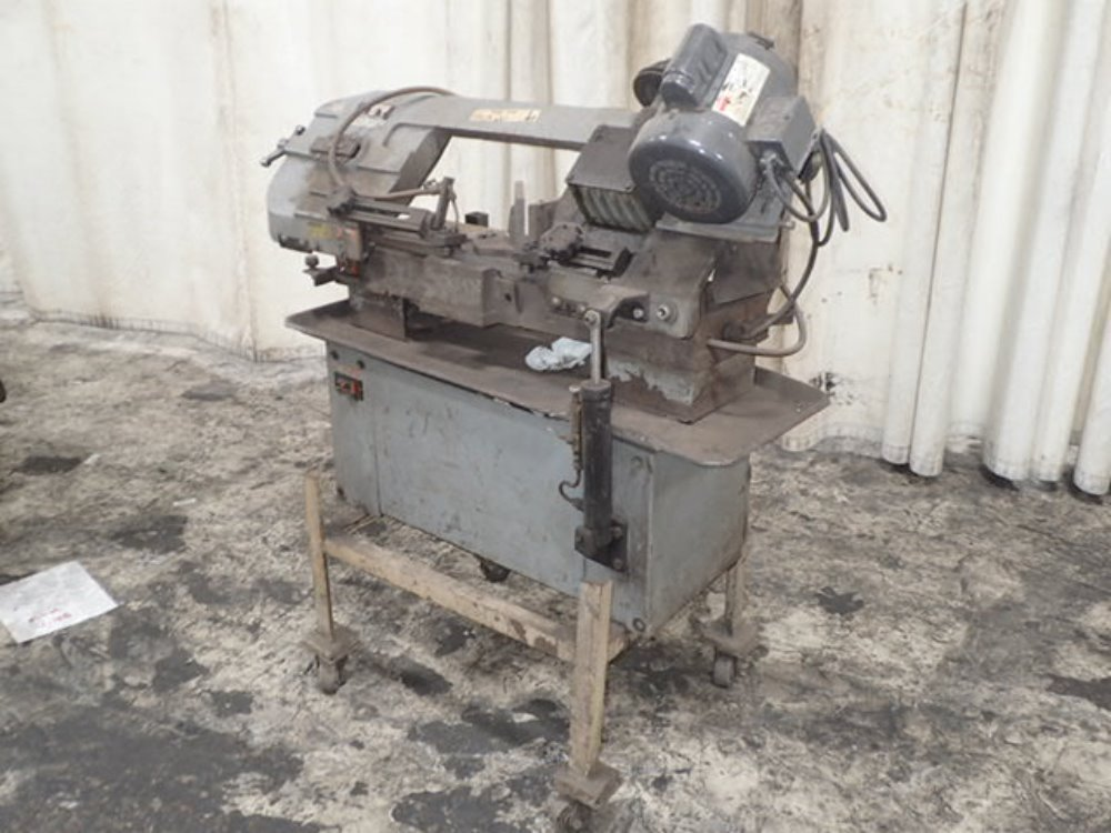 Jet Hvbs 7mw Band Saw 339796 For Sale Used N A