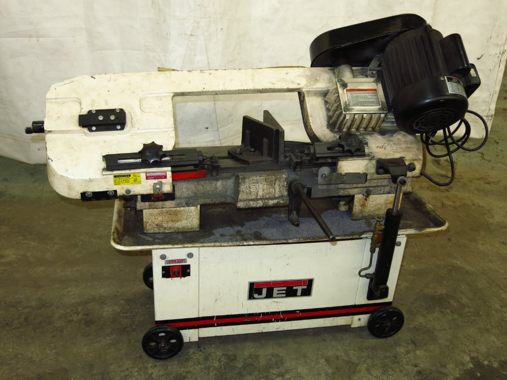 JET Horizontal Band Saw - 340650 For Sale Used N/A