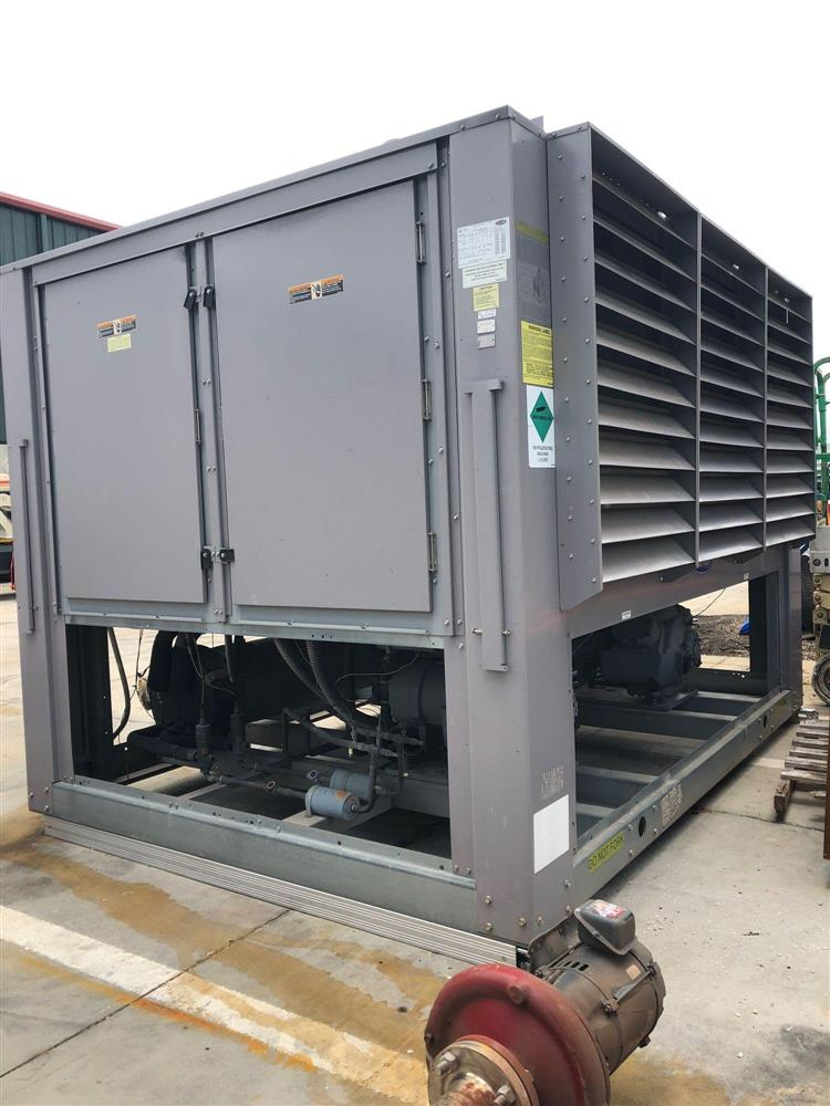 Image 60 Ton CARRIER Air Cooled Reciprocating Liquid Chiller