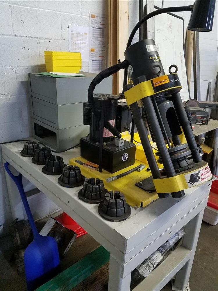 Image GOODYEAR-CONTINENTAL PC-150 Hose Crimper 1283790