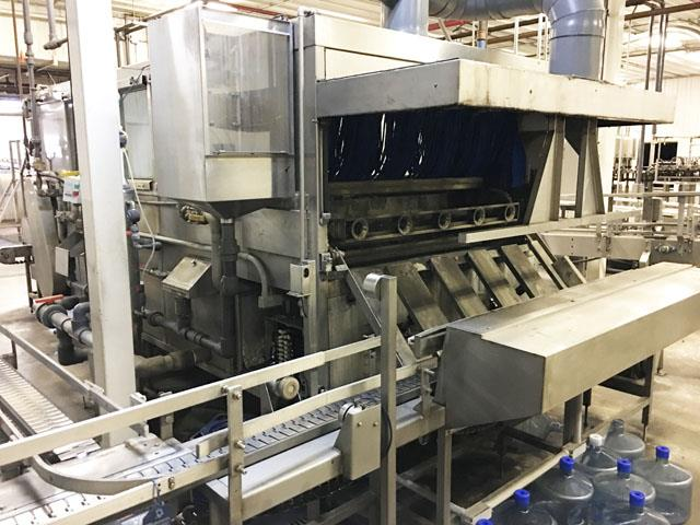 Image 5 Gallon CAP SNAP 850 Water Bottling Line  1287881