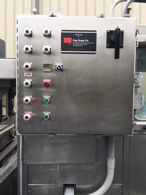 Image 5 Gallon CAP SNAP 850 Water Bottling Line  1361532