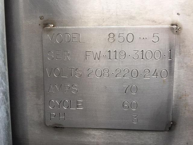 Image 5 Gallon CAP SNAP 850 Water Bottling Line  1361533