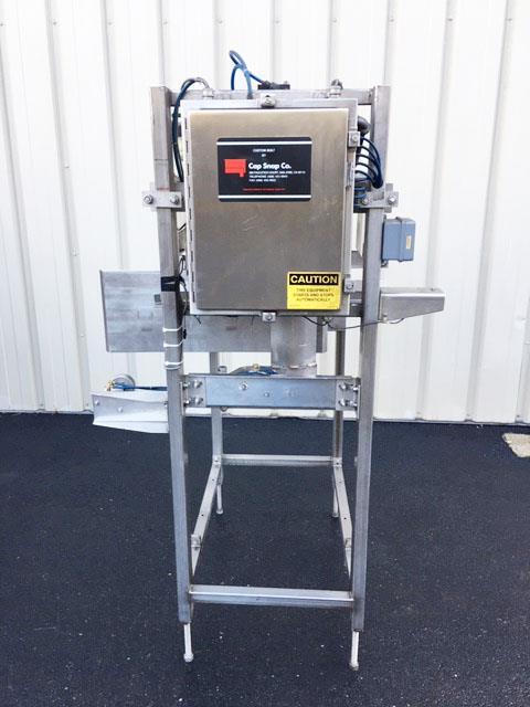 Image 5 Gallon CAP SNAP 850 Water Bottling Line  1361538