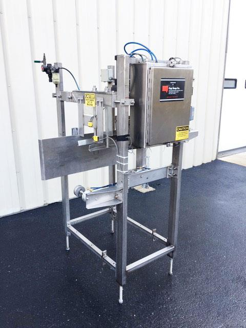 Image 5 Gallon CAP SNAP 850 Water Bottling Line  1361539