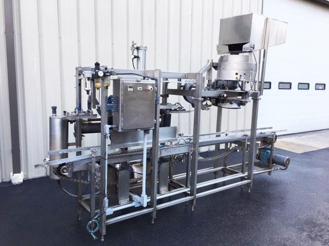 Image 5 Gallon CAP SNAP 850 Water Bottling Line  1361544