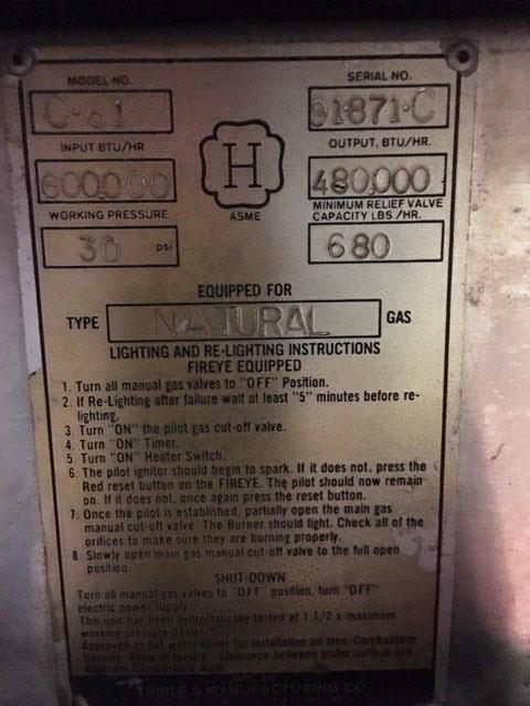 Image 5 Gallon CAP SNAP 850 Water Bottling Line  1361556