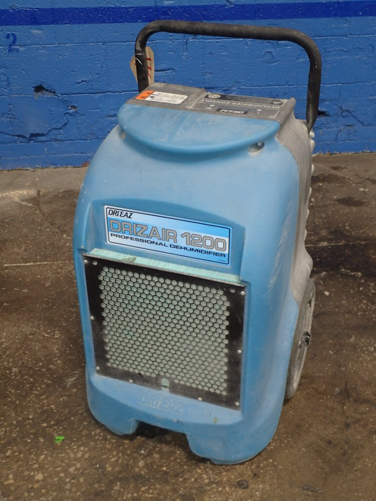 Bry Air Vfb Dehumidifier 153688 For Sale Used