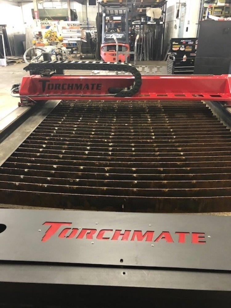 Torchmate Cnc Plasma Ta 343685 For Sale Used N A