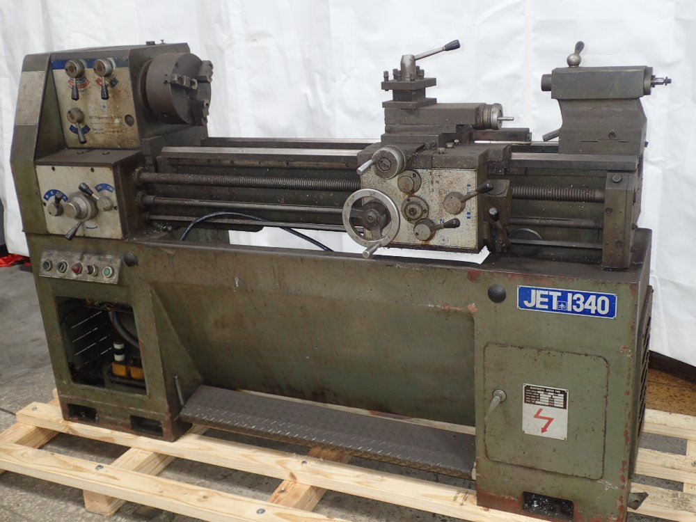 JET 40855 Gap Bed Lathe - 343770 For Sale Used N/A