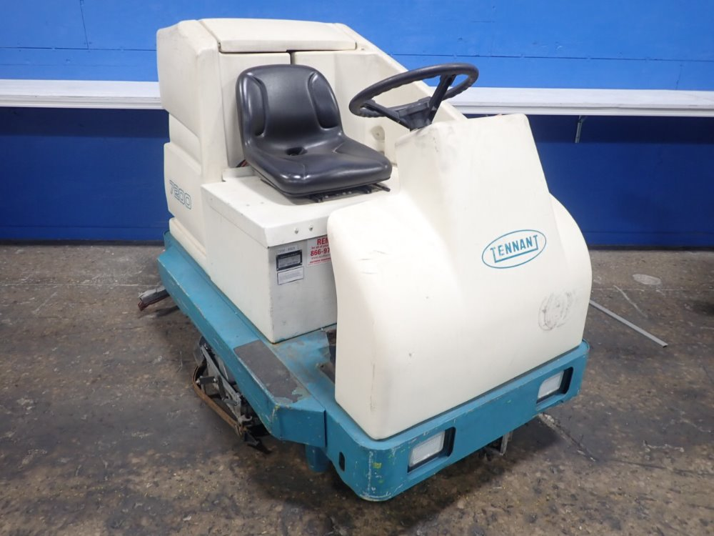 Tennant 7200 Electric F 343853 For Sale Used N A