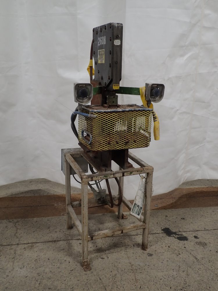 BTM Punch Press - 344882 For Sale Used N/A
