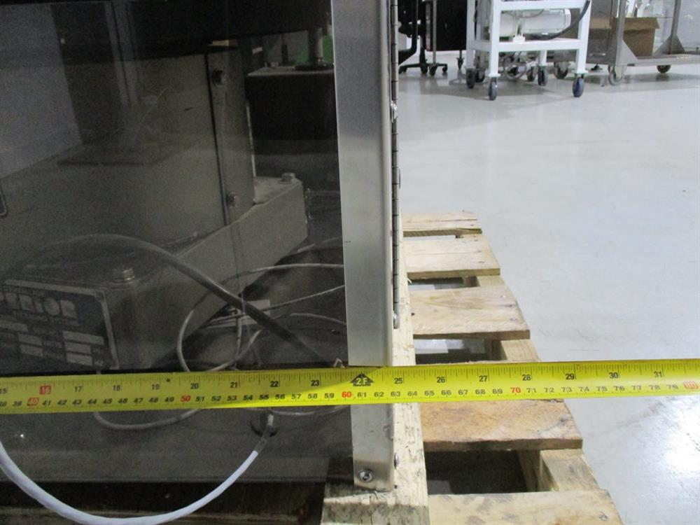 Image SUPERIOR PACKAGING SYSTEM Vibratory Cap Feeder Sorter with FMC Syntron Device 1297596