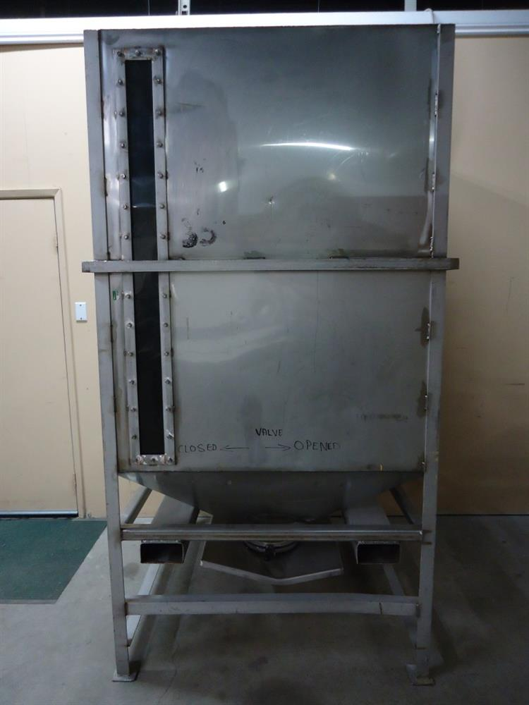Image Vertical Powder Hoppers / Totes 1297856