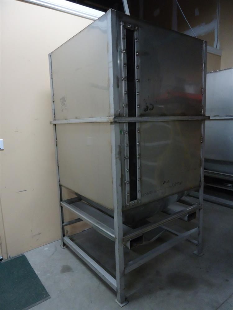 Image Vertical Powder Hoppers / Totes 1297857