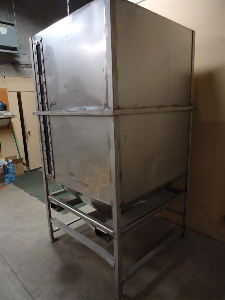 Image Vertical Powder Hoppers / Totes 1297858