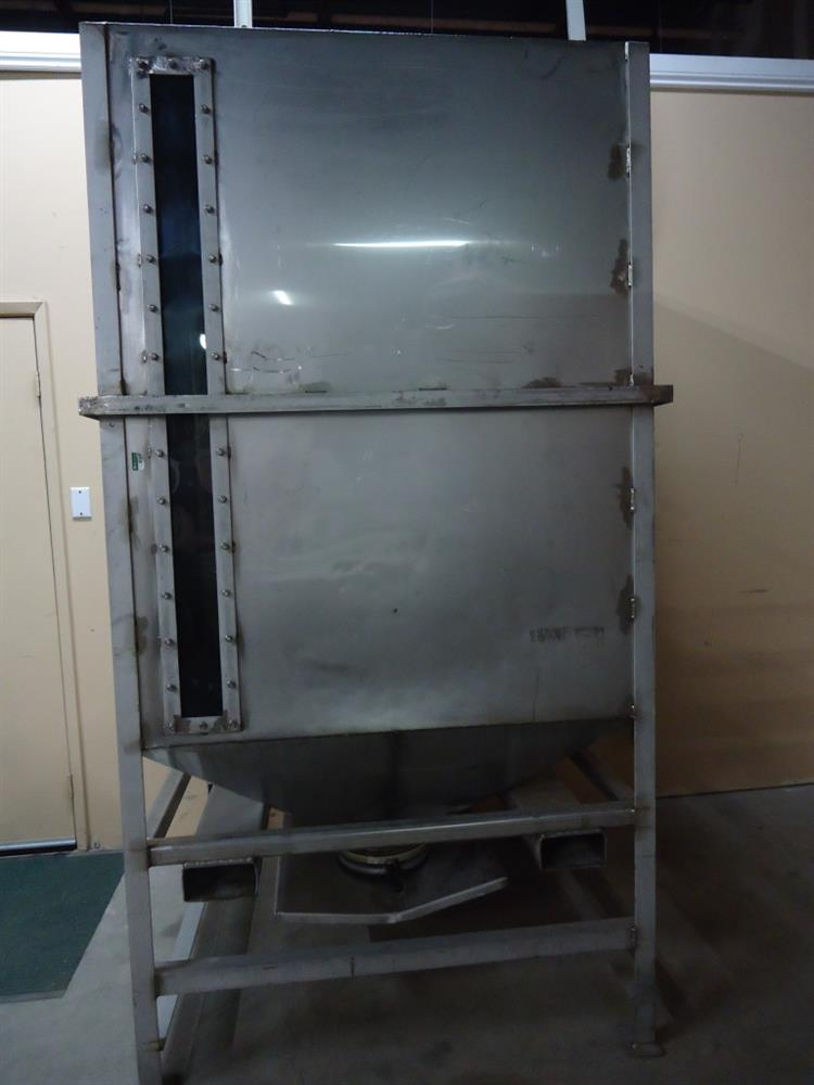 Image Vertical Powder Hoppers / Totes 1297845