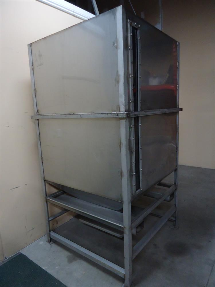 Image Vertical Powder Hoppers / Totes 1297846