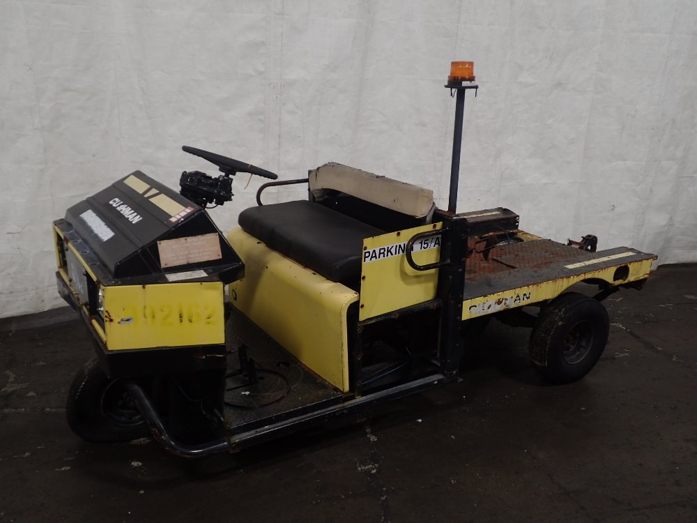 CUSHMAN 898641 Maintenance Cart