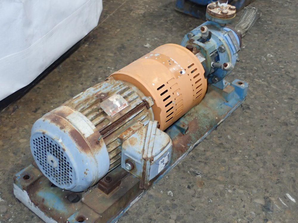 GOULDS PUMPS 3196 Pump - 345830 For Sale Used N/A