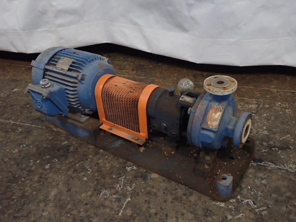 GOULDS PUMPS 3196 Pump - 345835 For Sale Used N/A