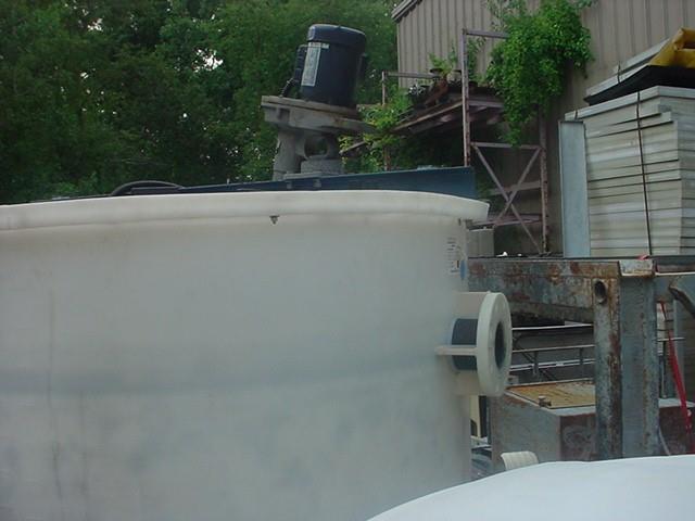 Image 528 Gallon Flat Bottom Poly Tank 1304751