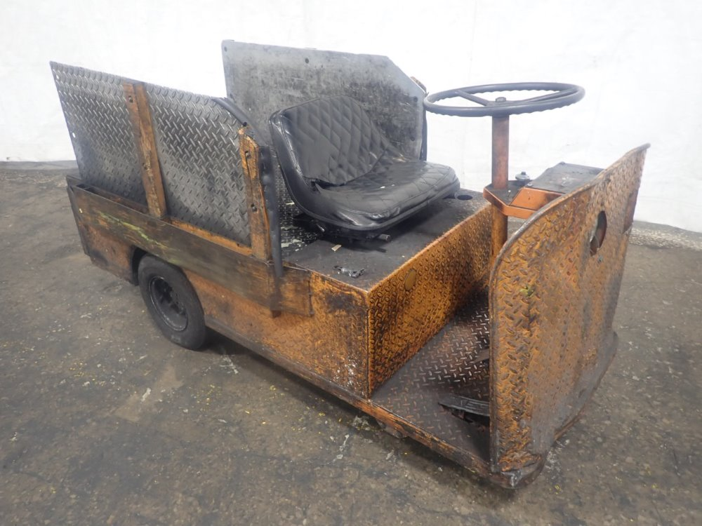 TAYLOR DUNN C4-32 Electric Cart