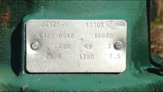 Image ZOELLER J6125-A Pump 1306323