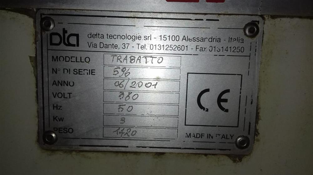 Image DELTA Pasta Line - 500 kg/h 1465157