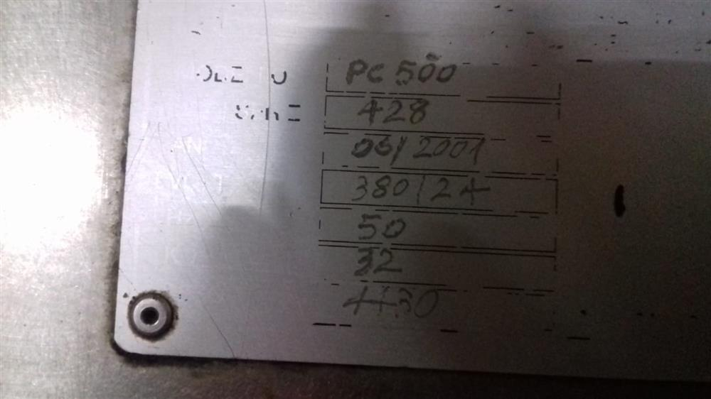 Image DELTA Pasta Line - 500 kg/h 1465158