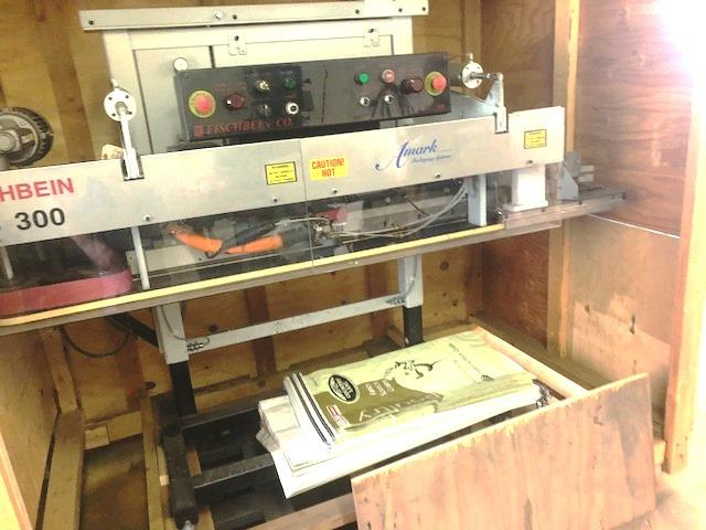 Image FISCHBEIN DRC300 Double Roll Closer 1312225