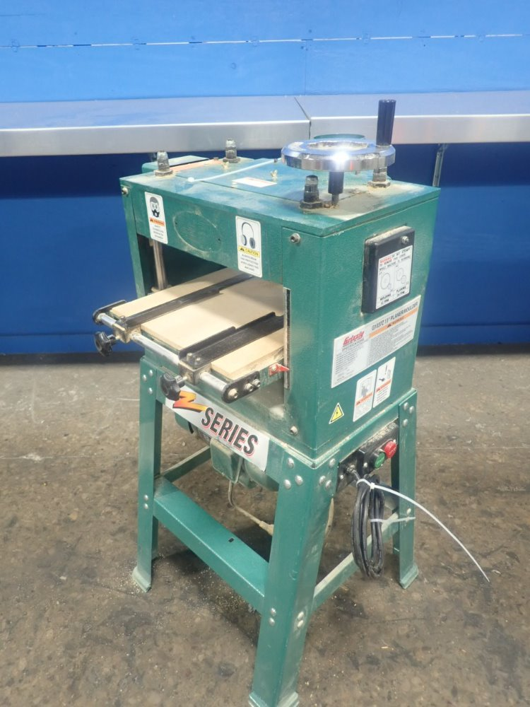GRIZZLY G1037Z Planer/M - 348034 For Sale Used N/A