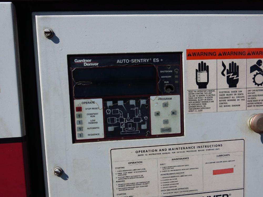 GARDNER DENVER EBQ99F A - 348076 For Sale Used N/A on