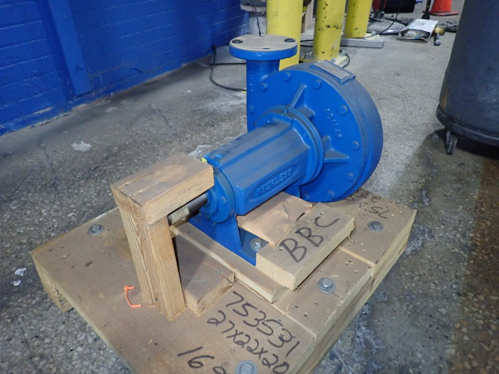 PEERLESS PUMP F1-1020 P - 348272 For Sale Used N/A