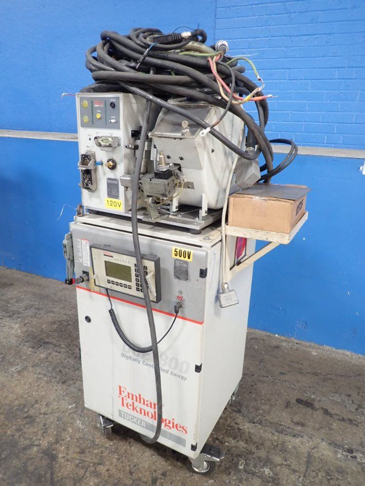EMHART DCE1800 Parts Feeder / Control