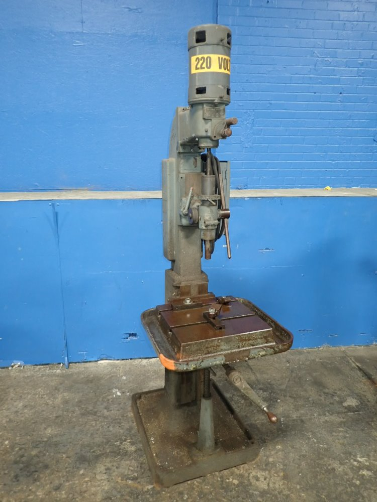 Image LELAND GIFFORD Drill Press 1318068