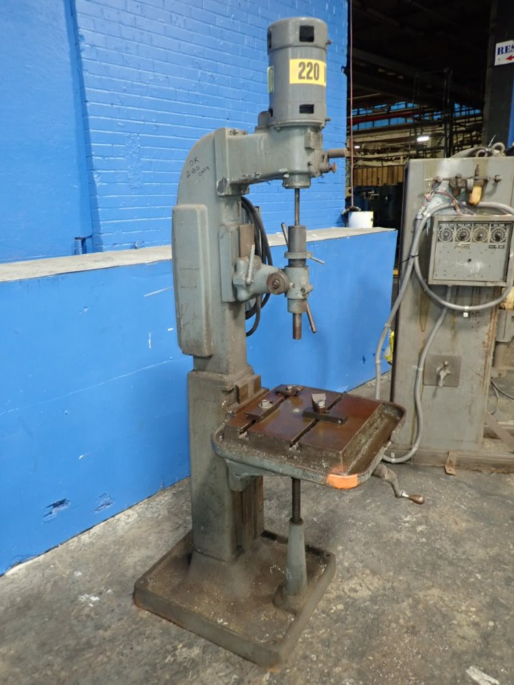 Image LELAND GIFFORD Drill Press 1318069