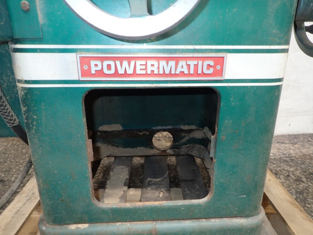 POWERMATIC 66 Table Saw - 348994 For Sale Used N/A