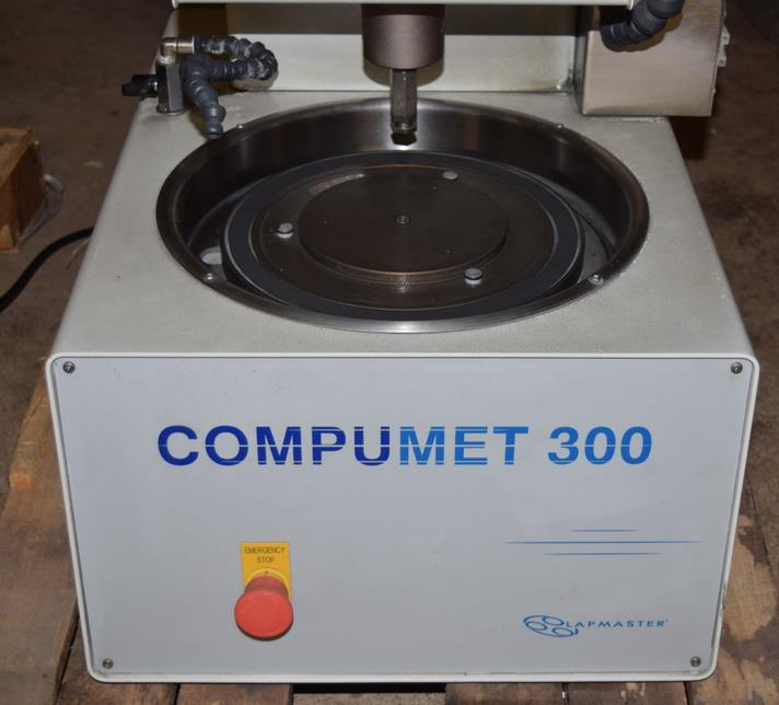 Image LAPMASTER COMPUMET 300 Programmable Auto Polisher Pressure Sample Holders 1320242