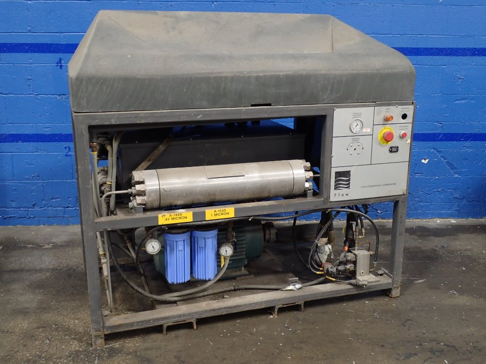FLOW INTERNATIONAL 7XES - 349175 For Sale Used N/A