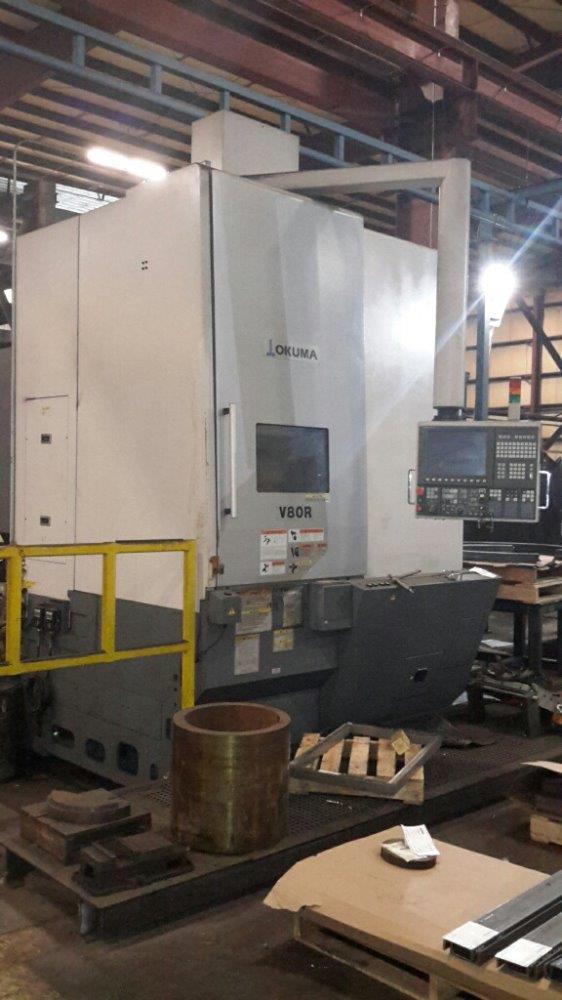 OKUMA CNC Vertical Turn - 349248 For Sale Used N/A